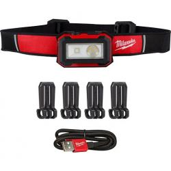 2012R RECHARGEABLE MAGNETIC HEADLAMP AND TASK LIGHT