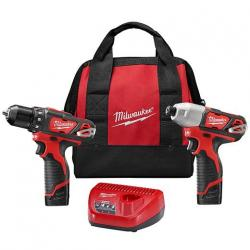 COMBO KIT M12 DRILL AND DRIVER