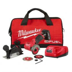 "2522-21XC M12 FUEL 3"" COMPACT CUT OFF TOOL KIT"