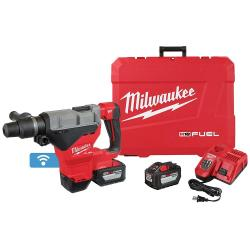 """2718-22HD M18 FUEL 1-3/4"""" SDS MAX ROTARY HAMMER 2-BATTERY KIT"""