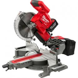 "2734-21HD 10"" DUAL BEVEL MITER SAW KIT 9AMP W/CHARGER"
