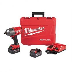 2766-22 M18 FUEL High Torque 1/2 Impact Wrench with Pin Detent Kit