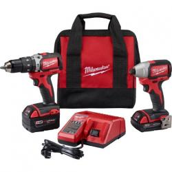 2799-22CX M18 FUEL HAMMER DRILL/IMPACT KIT