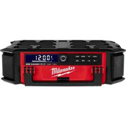 2950-20 M18 PACKOUT RADIO + CHARGER