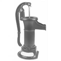 PITCHER PUMP 1-1/4IPS BASE OPEN SPT