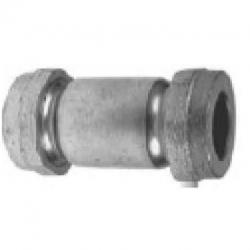 SLIP COUPLING 1/2IN GALVANIZED