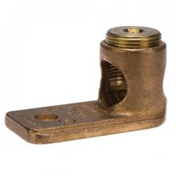 SINGLE TERMINAL LUG #1/0 COPPER