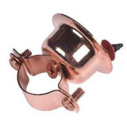 "33692 3/4"" BELL HANGER COPPER PLATED"