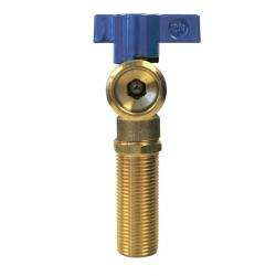 38871 1/4 TURN VALVE COLD/BLUE