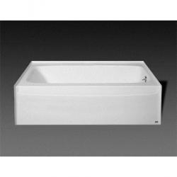 BA-R-41R BSC 60X30 TUB ONLY BISCUIT
