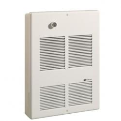 SURFACE MOUNT WALL HEATER 4800W 240V 1PH WHITE