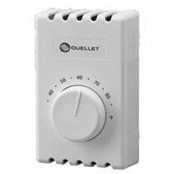 MECHANICAL LINE VOLTAGE THERMOSTAT DBL POLE SINGLE-THROW