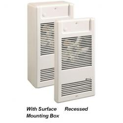 WALL HEATER 1500W WHT 240V