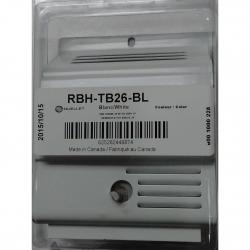 THERMOSTAT DP WHT BASEBOARD MOUNT