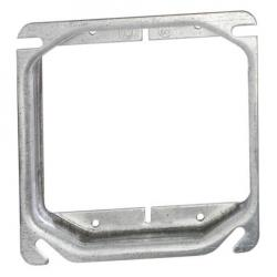 PLASTER RING 4SQX5/8 2G RAISED