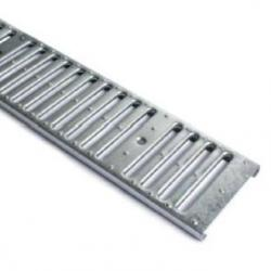 "865-GSS Slotted Stainless Steel Grate W/ Screws - 36"" Length"