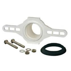 868-9P URINAL FLANGE KIT PVC
