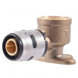 SHBE90DE-12 - DROP EAR ELL 1/2 SHARKBITE® EvoPEX™ Fitting (K334WP3)