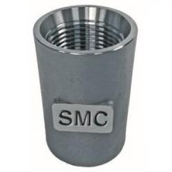 """DPCSS125 1-1/4"""" STAINLESS STEEL DROP PIPE COUPLING"""