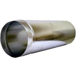 "PIPE 4"" 26GA 5FT LENGTH  4-26-301bp"