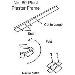PLASTER FRAME 5FT