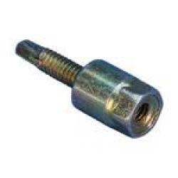HMZG470 STEEL VERT.SCREW 5/16X1-1/8