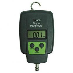608 SINGLE INPUT MANOMETER TPI