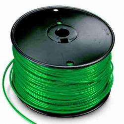 WIRE 14 THHN STRANDED GREEN 500FT REEL