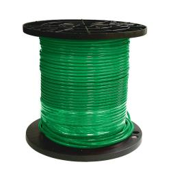 WIRE 6 THHN STRD GR 500FT REEL