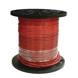 WIRE 8 THHN STRD RED 500FT REEL