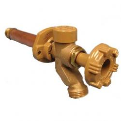 """17P-16-MH 1/2"""" FIP OR 3/4 MIP 16"""" WALL FAUCET"""