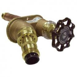 """27CP 14 MODEL 27 HYDRANT COMBINATION 1/2"""" MPT 1/2"""" FEMALE SWT"""