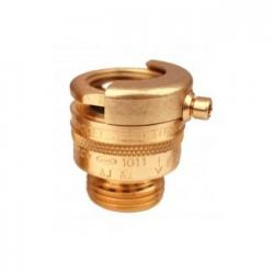 34HD BRASS VACUUM BREAKER WOOD