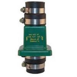 "30-0200 Uni-Check Check Valve/1.25""/1.5"" Slip w/SS screws, nuts and clamps"