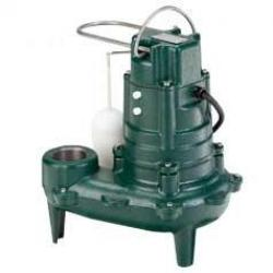 SEWAGE PUMP 1/2HP 115V AUTO 2IN