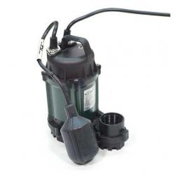 SUMP PUMP 1/4HP 115V AUTO 1-1/2IN