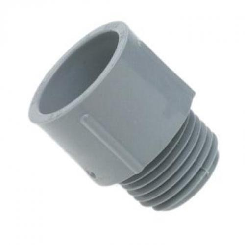 MALE ADAPTER 3/4 PVC ELECTRICAL