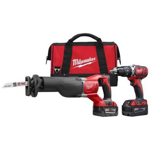 2694-22 M18 Cordless LITHIUM-ION 2-Tool Combo Kit